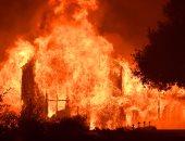 ارتفاع عدد قتلى حرائق الغابات فى كاليفورنيا إلى 43 قتيلا