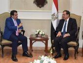 """وزير البترول يجرى جلسة مباحثات مع رئيس شركة """"ابيكورب"""" حول مشروعاتها بمصر"""
