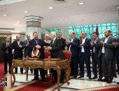 سيف الإسلام فؤاد يكتب: مصر القوية حققت المُصالحة الفلسطينية