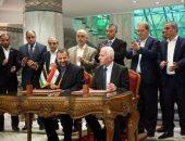 الفصائل الفلسطينية بالقاهرة تتفق على إجراء انتخابات عامة قبل نهاية 2018