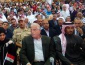 بالصور... بدء فعاليات المؤتمر الختامى للحوار الوطنى للشباب بجنوب سيناء