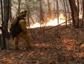 مسئول أمريكى: إزالة آثار حرائق كاليفورنيا قد تستغرق شهورا وربما سنوات