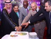 بالصور.. السفارة المصرية بأوغندا تحيى ذكرى انتصارات أكتوبر المجيدة
