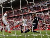التعادل السلبى يحسم مباراة ليفربول ومانشستر يونايتد بمشاركة صلاح