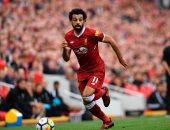 محمد صلاح ثالث أكثر اللاعبين دقة بالتمريرات فى قمة الدوري الانجليزي