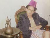 """محمد عطية بملابس غير متناسقة و""""شبشب"""".. ويعلق: أناقة..ثقة..عمق"""