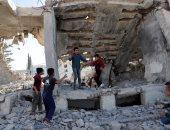 """واشنطن تطالب بـ""""وقف فورى"""" للهجمات على المدنيين السوريين"""