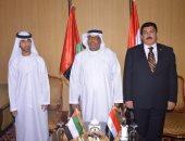 جامعة بنى سويف تناقش بحثا للدكتوراه عن الإدارة التعليمية بدولة الإمارات