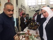 بالفيديو.. سجين ببرج العرب يستعد لمناقشة رسالة دكتوراة فى القانون الجنائى