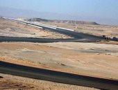 بدء تنفيذ طريق شرق العوينات الفرافرة الدائرى بتكلفة 7 مليون جنيه