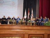 محافظ بنى سويف: أجهزة الدولة فى عهد السيسى تسعى  لمواجهة الفساد