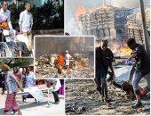 أكثر من 500 قتيل وجريح فى تفجيرات دموية هزت العاصمة الصومالية مقديشو