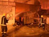 جنوب الدلتا لتوزيع الكهرباء عن حريق كابينة بقليوب: تتبع شركة شمال القاهرة
