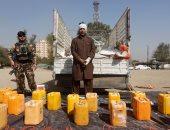 مقتل 20 جنديا فى هجوم لطالبان على موقع حدودى لحكومة أفغانستان