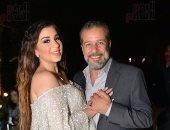 """شريف منير يحتفل بخطوبة ابنته """"أسما"""" على الفنان محمود حجازى بحضور نجوم الفن"""