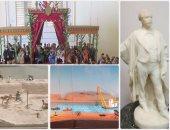 تاريخ حفر القناة  داخل متحف قناة السويس ببورسعيد