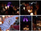 وقفة بالشموع بالمكسيك تأبينا لضحايا زلزال أودى بحياة 360 شخصا
