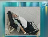 """بالفيديو.. قريب ضحية مستشفى """"ههيا"""" يحكى لـ""""خالد صلاح"""" تفاصيل الواقعة"""