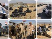 الجيش العراقي ينفي وقوع ضربة جوية فى معسكر التاجي شمال العاصمة بغداد