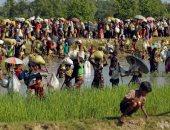 استمرارا للمأساة.. بالصور.. فرار آلاف من مسلمى الروهينجا إلى بنجلاديش