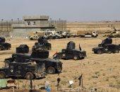 تدمير 4 أنفاق لتنظيم داعش الإرهابى فى الموصل العراقية