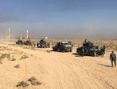 العثور على أسلحة ومواد متفجرة والقبض على مطلوبين جنوبى بغداد