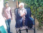 المشخصاتى.. مدرس تاريخ يقلد محمد على لطلاب الثانوية العامة بالمعادى