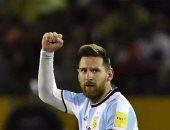 ميسي يقود الأرجنتين ودياً أمام روسيا على ملعب نهائى مونديال 2018