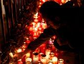 بالصور.. وقفة بالشموع بمالطا بعد مصرع صحفية شاركت فى تحقيقات فضيحة بنما