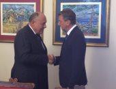 رئيس سلوفينيا يبحث مع وزير الخارجية تطورات القضية الفلسطينية