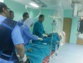 جراحة ناجحة لتقشير رئة مريضة بمستشفى العامرية العام بالإسكندرية