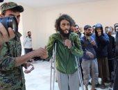 بالصور.. سقطت الرقة عاصمة خلافة الإرهاب.. فطلب الداعشى سيجارة