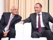 """رئيسا النواب المصرى والكويتى يتفقان على دعم مرشحة لرئاسة """"البرلمانى الدولى"""""""