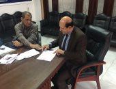 محمد جلال يترشح لعضوية مجلس الترسانة فوق السن