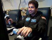 تعرف على بادجات بدلة أول رائد فضاء مصرى يلتحق بوكالة ناسا