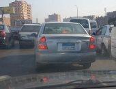 """قارئ يطالب بإنشاء غرفة مرورية فى """"مشعل"""" للتخلص من الزحام  بشارع الهرم"""