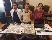 سقوط المتهمين بسرقة 1,5 مليون ومجوهرات بـ 80 ألف من فيلا رجل أعمال بالتجمع