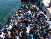 إسبانيا تحتجز مئات المهاجرين فى سجن بسبب اكتظاظ مراكز الاستقبال