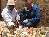 """س و ج.. تعرف على جبانة """"دراع أبوالنجا"""" كنز المقابر المكتشفة حديثًا بالأقصر"""