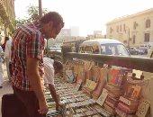 """""""سيد الطرابيشى"""" 24 سنة عِشرة مع الكتب: النمنم وإبراهيم عيسى كانا أبرز زبائنى"""