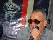 البطل عبدالجواد مسعد: أحمل على جسدى 4 شارات شرف إصابة فى حرب الاستنزاف