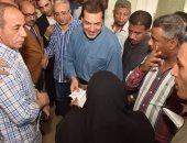 محافظ أسيوط يتفقد مستشفى أبنوب المركزى ووحدة بنى محمديات الصحية