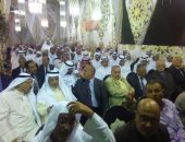 """بالصور.. بدء احتفال الآلاف بمولد """" إبراهيم الدسوقي"""" بكفر الشيخ"""