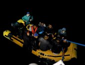المنظمة الدولية للهجرة: إنقاذ 299 مهاجرا غير شرعى قبالة سواحل ليبيا خلال أسبوع