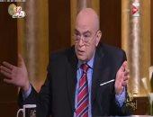 """عماد أديب لـ""""ON E"""": الجيش المصرى ملك الشعب واستشعر الأخطار مبكرًا"""