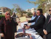 وكيل التعليم بجنوب سيناء يشهد برنامجا إذاعيا بمدرسة الزهور
