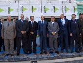 الحكومة: محطة التنقية الشرقية بالإسكندرية تخدم أكثر من 4.5 مليون نسمة