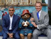 """بالصور.. عمدة لندن يشارك فى حفل إطلاق فيلم الرسوم المتحركة """"بادنجتون 2"""""""