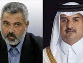 """مصدر بـ""""حماس"""": قطر تقطع تمويلها المالى لإفشال الرعاية المصرية للمصالحة"""