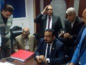 طارق سعيد يتقدم بأوراق الترشح لرئاسة نادى الترسانة